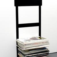 STACK CHAIR Vinyl Sticker