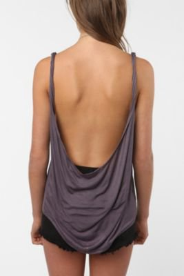 Daydreamer LA Twisted Low Back Tank
