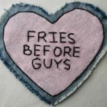 Fries Before Guys Patch