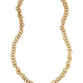 Kelly Wearstler | 18-karat gold-plated necklace | NET-A-PORTER.COM