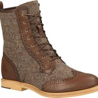 UGG Women's Kioni Tweed,Chocolate,US 5.5 M