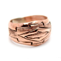 WEST Copper Ring