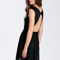 Evening Temptress Lace Dress - $42.00 : ThreadSence.com, Your Spot For Indie Clothing & Indie Urban Culture