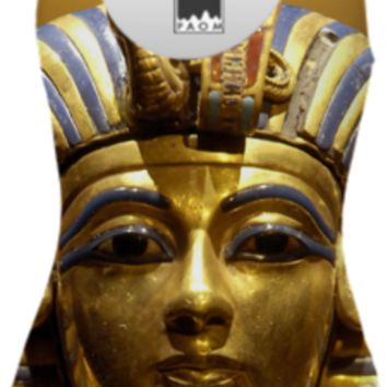 Egypt King Tut Swimsuit created by ErikaKaisersot | Print All Over Me