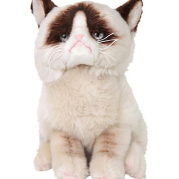 Grumpy Cat 10 Plush