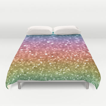 After the Rain Duvet Cover by Lisa Argyropoulos | Society6