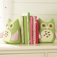 Owl Bookends | Pottery Barn Kids