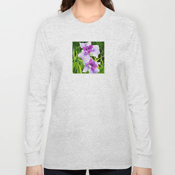 Two Long Sleeve T-shirts by Hoshizorawomiageteiru | Society6