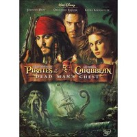 Pirates of the Caribbean: Dead Man's Chest (DVD) (Enhanced Widescreen for 16x9 TV) (Eng/Fre/Spa) 2006
