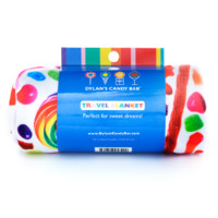 Dylan's Candy Bar Candy Spill Travel Blanket | Dylan's Candy Bar