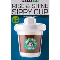RISE AND SHINE SIPPY CUP