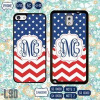 US American Flag Star Samsung Galaxy S5 case Samsung S4 cover Galaxy S3 Samsung Note 3 Note 2 , IPhone 5S , iPhone 5 , 5C , IPhone 4 4S L90
