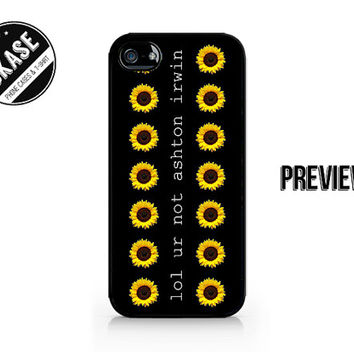 lol ur not ashton irwin - Ashton Irwin - Ash - 5SOS - 5 Seconds of Summer - Available for iPhone 4 / 4S / 5 / 5C / 5S - 625