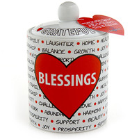 COUNT YOUR BLESSINGS JAR