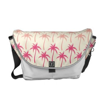 Palm Trees #2 - Cream Bag