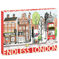 Endless City - London - the KID who
