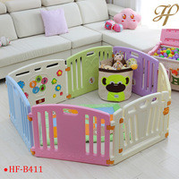 Source 5+2 Butterfly Knot Plastic Baby Playpen on m.alibaba.com