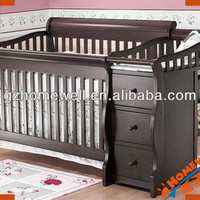 Source Made in China pine wood baby crib baby bed on m.alibaba.com