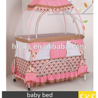 Source Baby bed with tent, luxurious baby bed,new model baby bed in China on m.alibaba.com