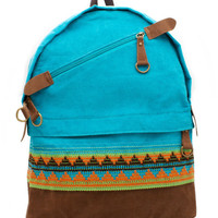southwest-trim-backpack MUSTBROWN TURQBROWN - GoJane.com