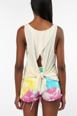 Daydreamer LA Tie Back Tank