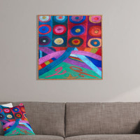 Fresh Artists 12 Points Of View Framed Wall Art