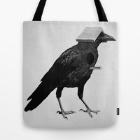Identity crisis  Tote Bag by Seamless