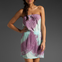 GYPSY 05 Lulu Dress in Lavender/Turquoise at Revolve Clothing - Free Shipping!