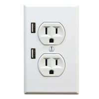 U-Socket USB Wall Socket | Incredible Things