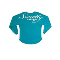 Palmetto Moon | Sweetly Southern V-neck Spirit Jersey | Palmetto Moon