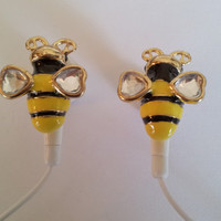 Bumble Bee earbuds