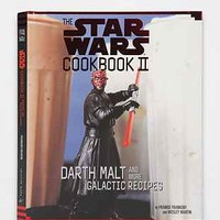 The Star Wars Cookbook II -Darth Malt And More Galactic Recipes By Frankie Frankeny & Wesley Martin - Urban Outfitters