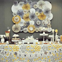 Carnival Wedding / Hostess with the Mostess?- // Fabulous Finds for Contemporary Entertaining