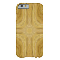 Wood Abstract Pattern iPhone 6 Case