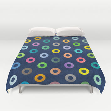 Auras. Duvet Cover by Nick Nelson | Society6