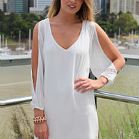 BILLOWING DRESS , DRESSES, TOPS, BOTTOMS, JACKETS & JUMPERS, ACCESSORIES, 50% OFF SALE, PRE ORDER, NEW ARRIVALS, PLAYSUIT, GIFT VOUCHER,,White Australia, Queensland, Brisbane