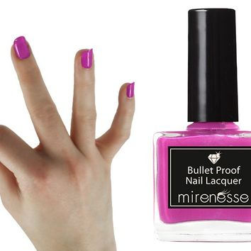 Bullet Proof Nail Lacquer 34.Love Tornado 8g Ships Australia Only - Mirenesse