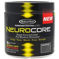 NeuroCore Fruit Punch 0.37 lbs MuscleTech, Pre-Workout
