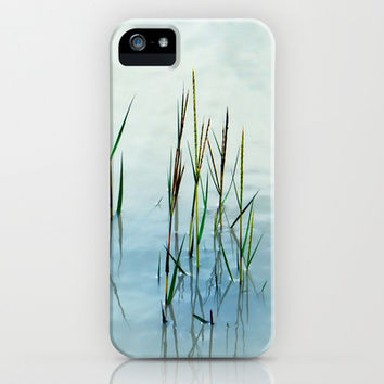 Water grass iPhone & iPod Case by Shalisa Photography | Society6