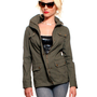 GYPSY WARRIOR - Claire Olive Army Jacket