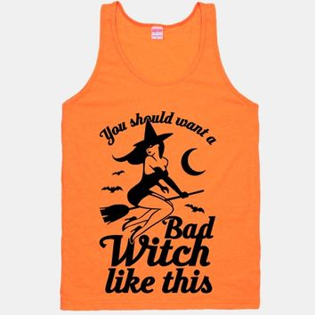 You Should Want A Bad Witch Like This
