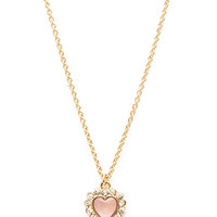 Romantic-At-Heart Pendant Necklace