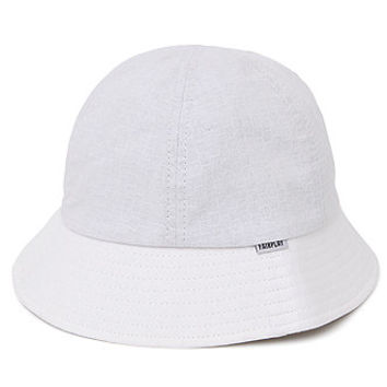 Fairplay Brand Victor Bucket Hat - Mens Backpack - White - One