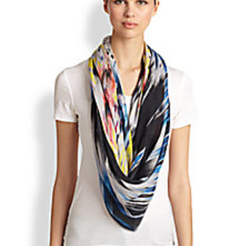 Cynthia Vincent - Midnight Monet Scarf - Saks Fifth Avenue Mobile