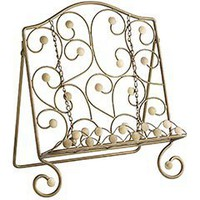 Pier 1 Imports - Product Details - Dots Cookbook Holder