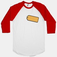 Price Is Right Name Tag Costume