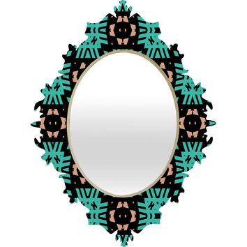 Lisa Argyropoulos Southwest Nights Baroque Mirror