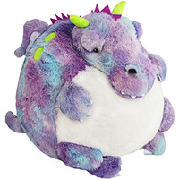 Squishable Prism Dragon: An Adorable Fuzzy Plush to Snurfle and Squeeze!