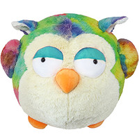 Squishable Prism Owl: An Adorable Fuzzy Plush to Snurfle and Squeeze!
