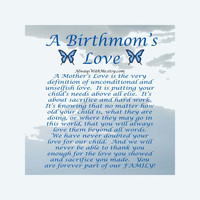 Adoption Art Print for Birth Mother 8x10